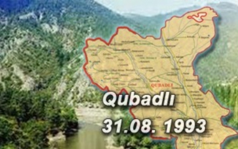 Qubadlı rayonunun işğal olunmasında 27 il ötdü