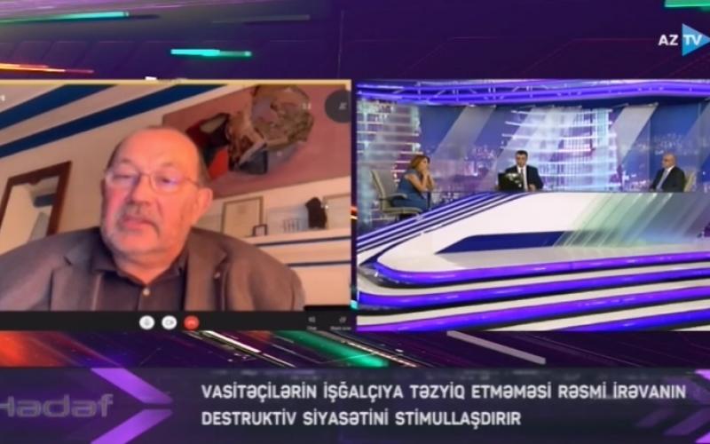 """""""ATƏT-in Minsk Qrupu bu gün çox passiv fəaliyyət göstərir"""" - Jerom Lambert """"Hədəf""""də sualları cavablandırıb"""
