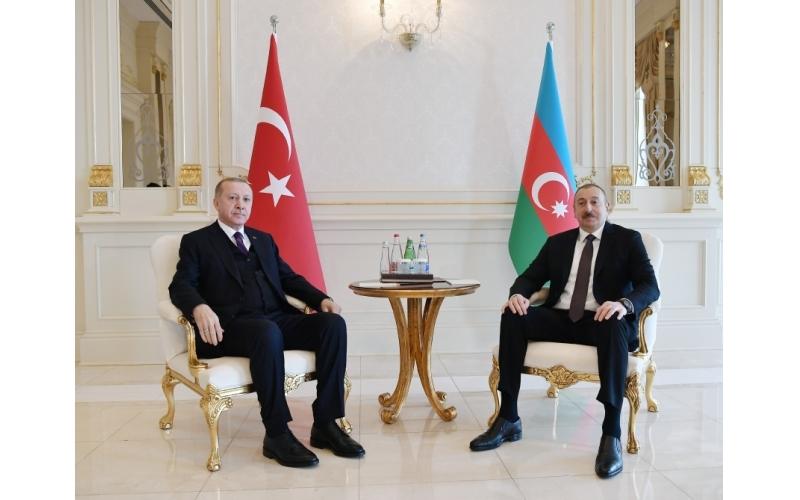Türkiyə və Azərbaycan prezidentləri arasında telefon danışığı oldu