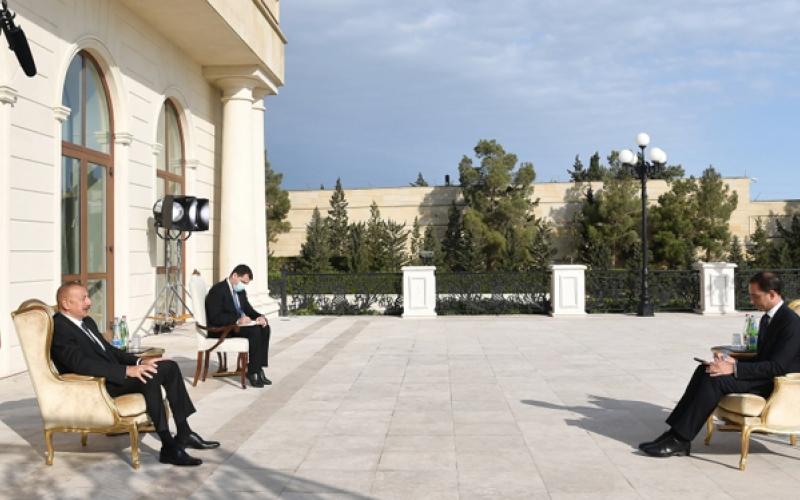 Prezident İlham Əliyev: Avropa İttifaqı ilə Azərbaycan arasında çox yüksək səviyyəli tərəfdaşlıq mövcuddur