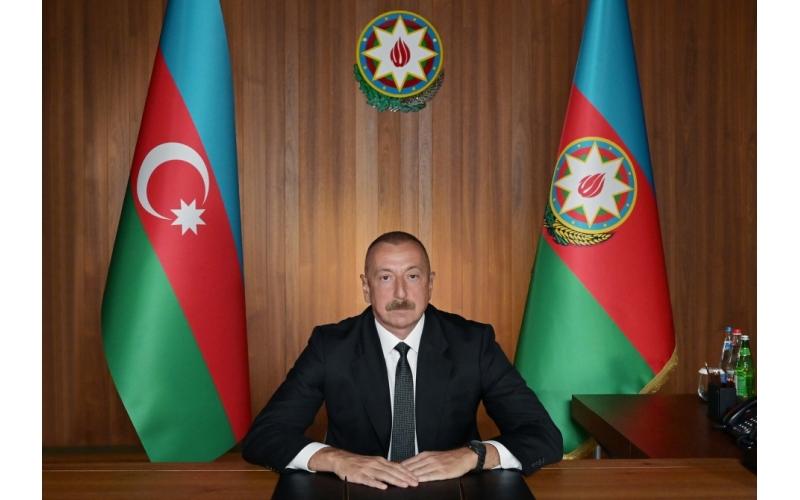 Azərbaycan Prezidenti: Bəyanatlar kifayət etmir, bizim real addımlara ehtiyacımız var
