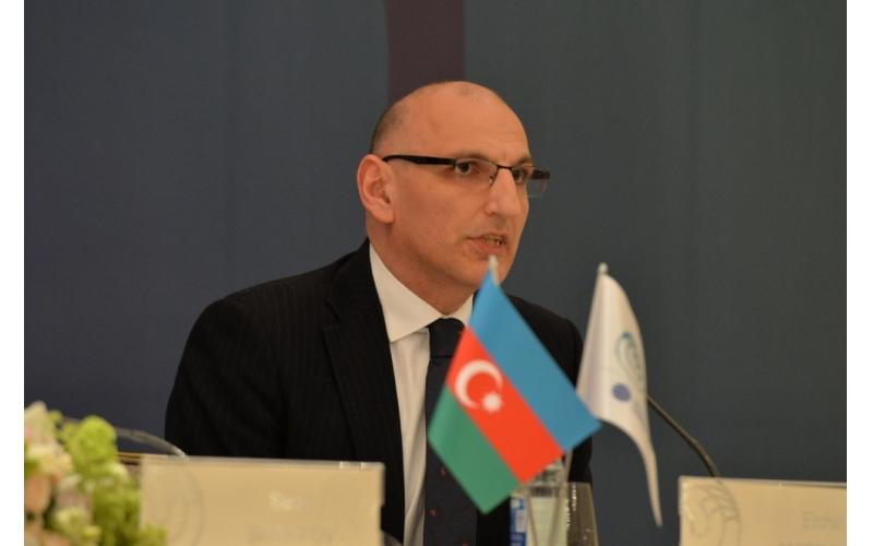 """Elçin Əmirbəyov: """"Azərbaycan bu gün öz gücü ilə tarixi ədaləti bərpa edir"""""""
