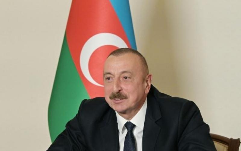Azərbaycan Respublikasının Prezidenti İlham Əliyev xalqa müraciət edib