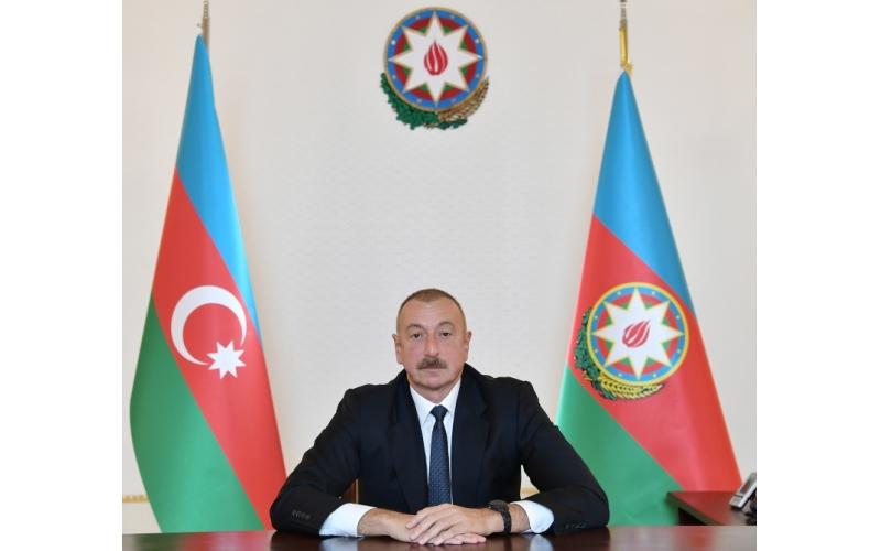 Prezident İlham Əliyevin təşəbbüsü ilə keçiriləcək sessiyanın gündəliyi açıqlandı