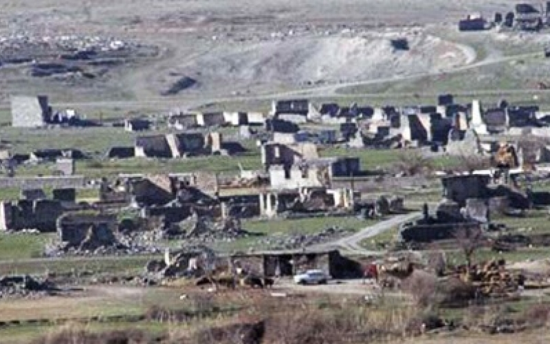 Ermənistanın təcavüzü nəticəsində Füzuli və Cəbrayılın işğal olunmamış ərazilərinə dəymiş ziyan müəyyənləşdi