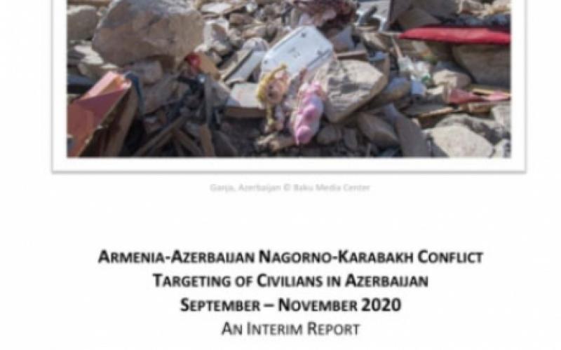 Britaniyadan olan beynəlxalq hüquqşünaslar tərəfindən Ermənistanın hərbi cinayətləri barədə hesabat hazırlanıb