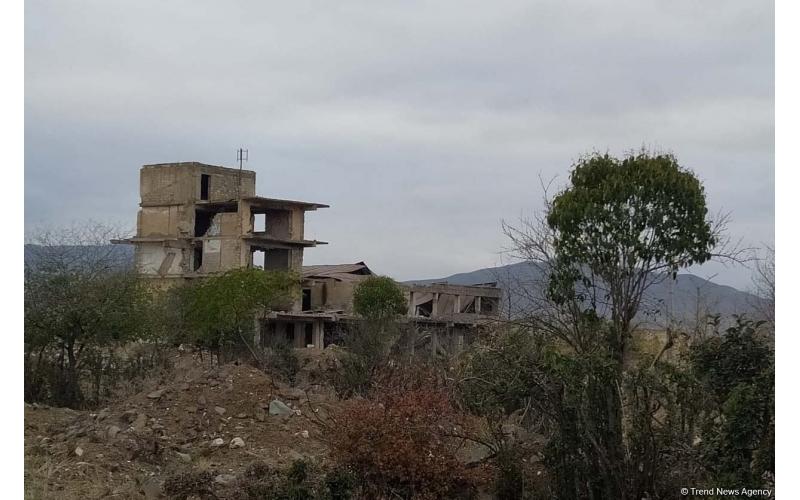 Ağdam şəhəri minalardan tam təmizlənib