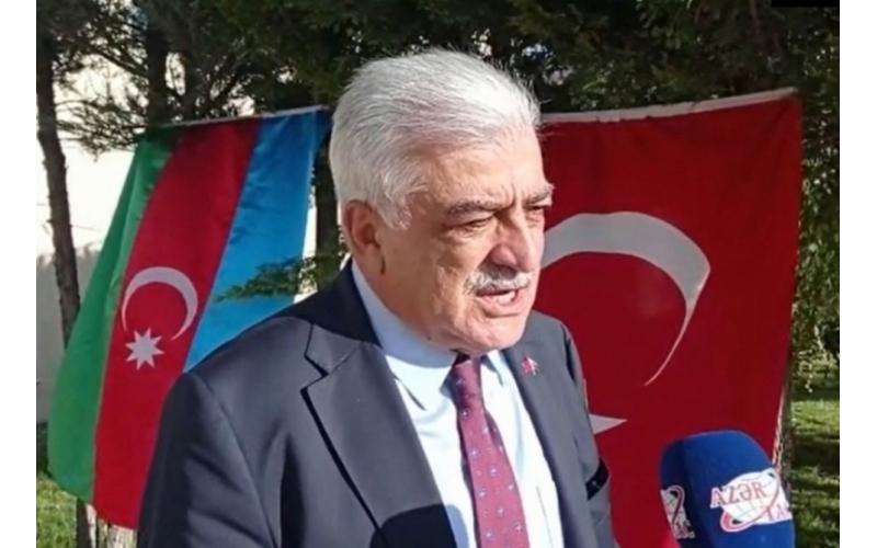 Şamil Ayrım: Azərbaycanla Türkiyə bir-birindən ayrılmaz iki hissədən ibarət bir Vətəndir
