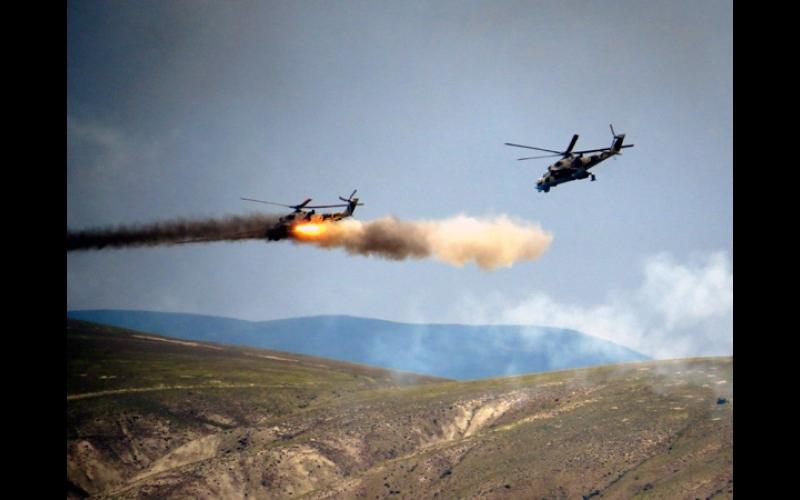 Azərbaycan və Türkiyə Hərbi Hava Qüvvələrinin pilotları birgə əməliyyat keçirdi