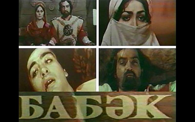 """""""Babək"""" filmi əcnəbi  kanalda nümayiş olunub"""