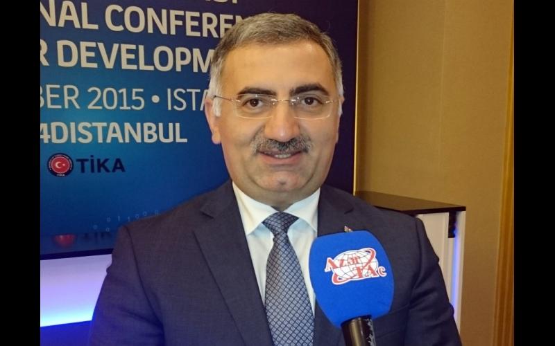 """Azərbaycan """"Elektron hökumət"""" sahəsində təcrübəsinin digər ölkələrdə tətbiqində maraqlıdır"""