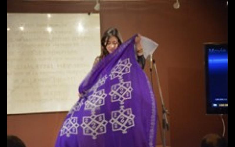 UNESCO-da Azərbaycan kəlağayısının təqdimatı olub