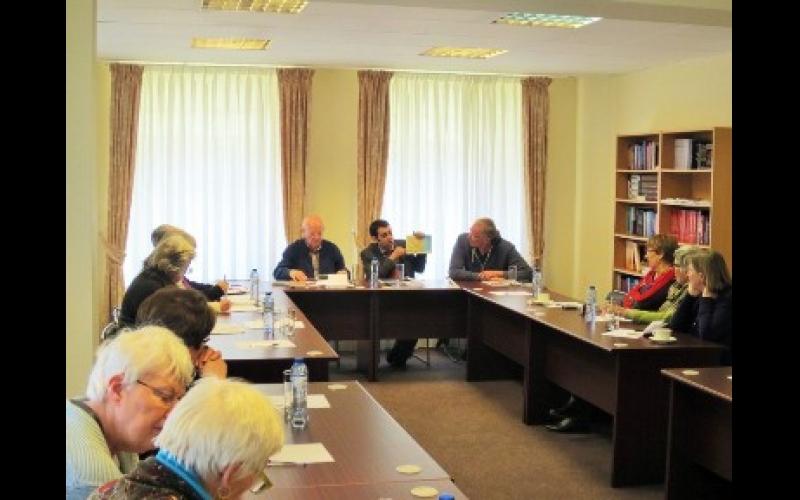 Haaqada Azərbaycan tarixi ilə bağlı seminar keçirilib