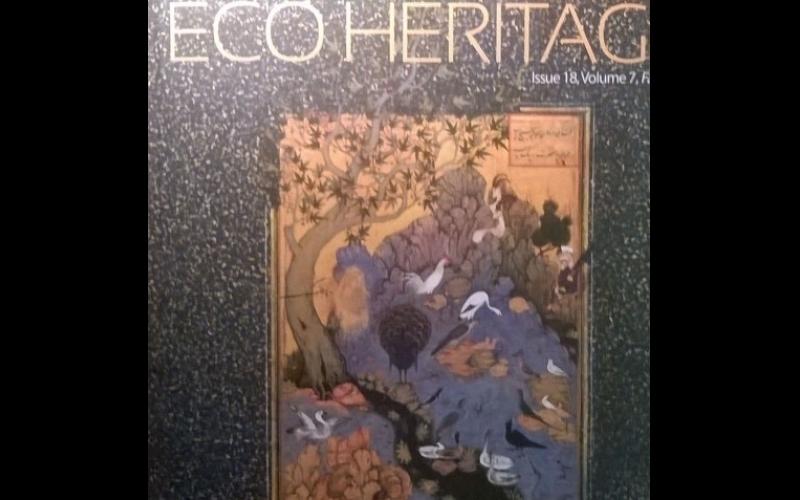 """""""ECO Heritage"""" jurnalı Azərbaycandan yazıb"""