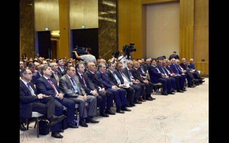 Dünya Azərbaycanlılarının IV Qurultayı başa çatıb
