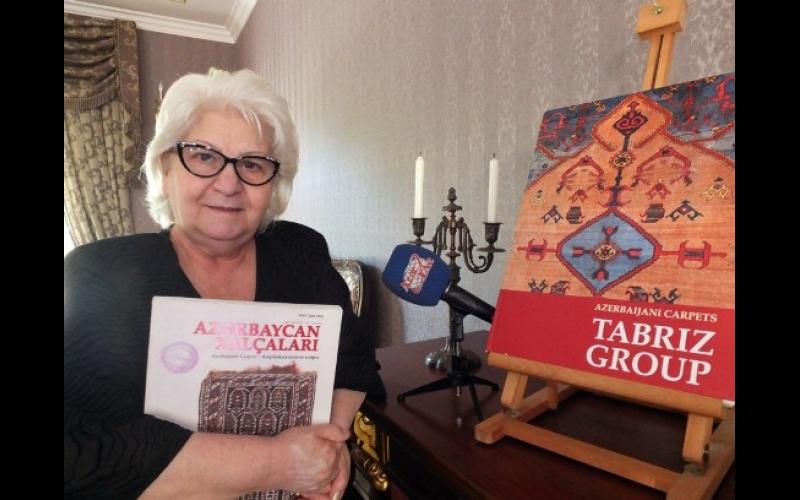 Gürcüstanda beynəlxalq xalça sərgisi