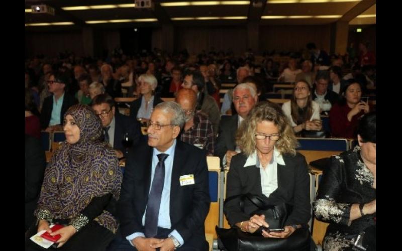 Ermənistan-Azərbaycan münaqişəsi Beynəlxalq Sülh Bürosunun dünya konqresinin  müzakirəsində