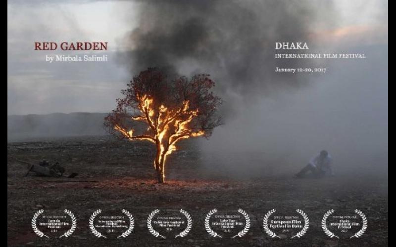 """""""Qırmızı bağ"""" filmi Beynəlxalq Film Festivalına dəvət alıb"""