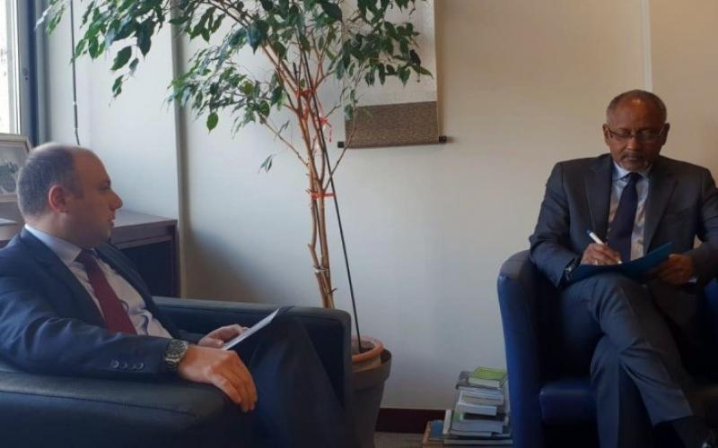 Eduard Matoko: Azərbaycan UNESCO-nun etibarlı tərəfdaşıdır
