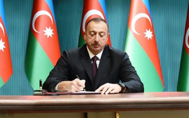 Prezident Xəzərin hüquqi statusu haqqında Konvensiyanı təsdiqlədi