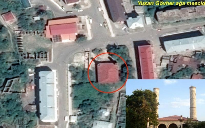 Şuşa və Ağdamda olan tarixi abidələrin peyk görüntüləri hazırlanacaq