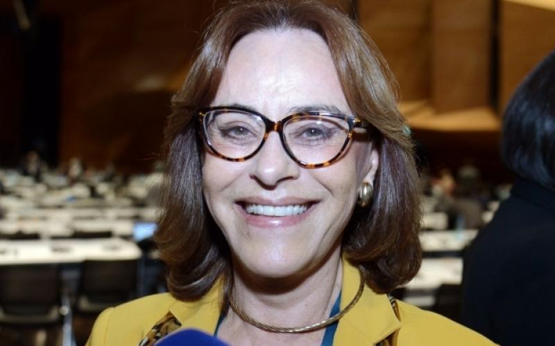 Mariya Edileuza: Şəki ilə bağlı qərarın qəbul olunduğu sessiyaya sədrlik etmək mənim üçün şərəf idi