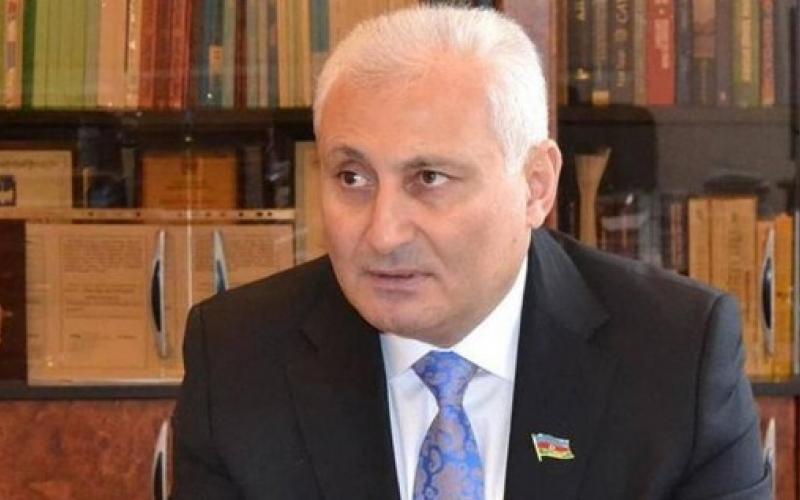 """Deputat: """"Bir kəmər, bir yol"""" inqilabi layihədir"""""""