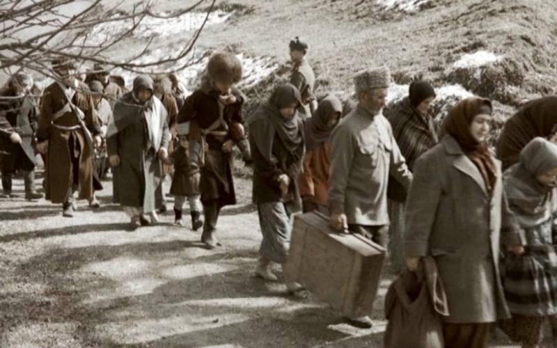 Qaraçay xalqının deportasiyası haqqında film