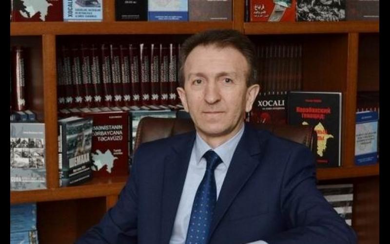Elçin Əhmədov: Ermənistanın faşist ideologiyası, etnik təmizləmə və dövlət terrorizmi siyasəti
