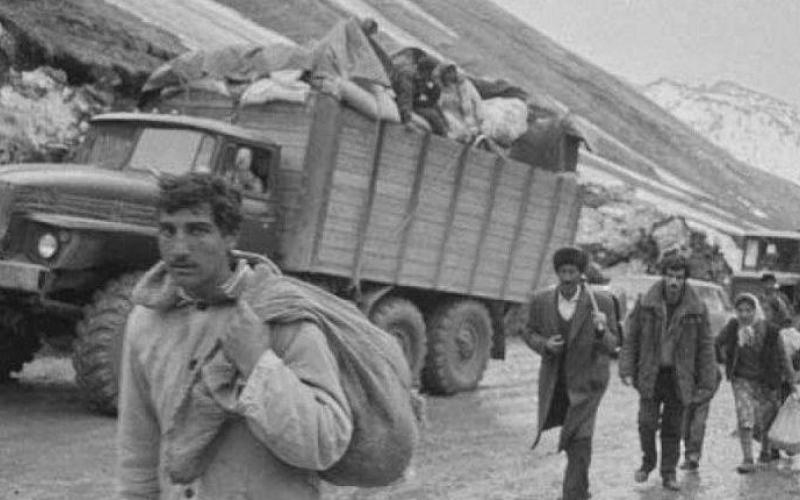 1988-ci il hadisələrinin canlı şahidi erməni cinayətkarlığından danışır