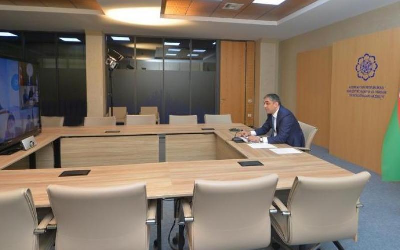 Azərbaycan ərazisindən tranzit daşımalar artıb