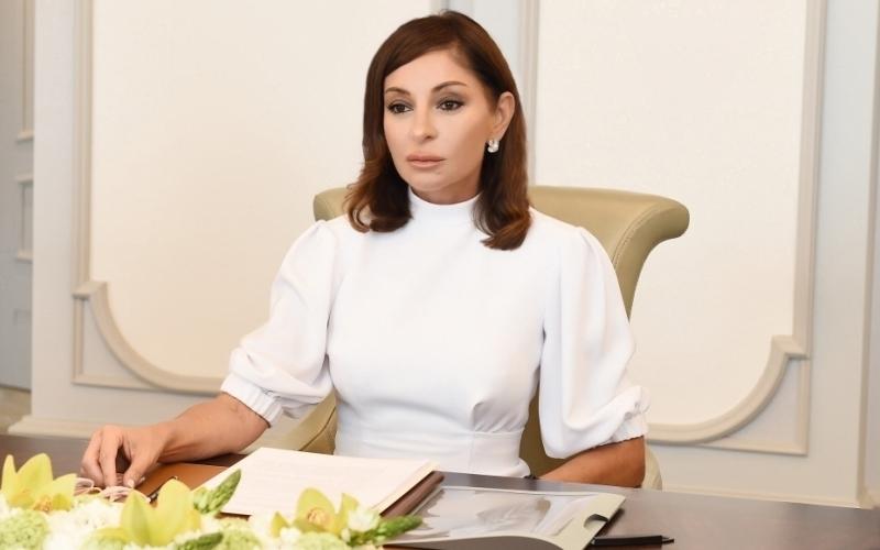 Birinci vitse-prezident Mehriban xanım Əliyevanın doğum günüdür