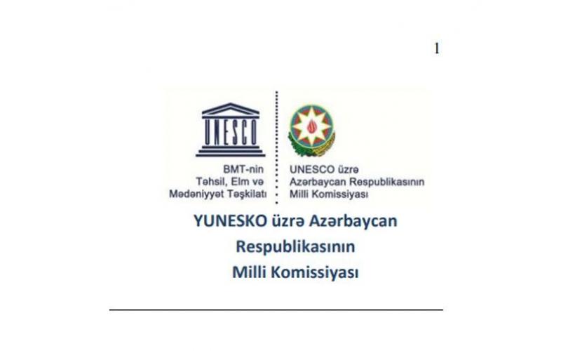 Ermənistan vandalizm siyasətini bir daha açıq şəkildə göstərir - YUNESKO üzrə Azərbaycan Respublikasının Milli Komissiyası