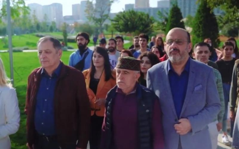 """""""Qarabağı bərpa etməyə cümlə hazırız!"""" adlı videoçarx hazırlanıb"""
