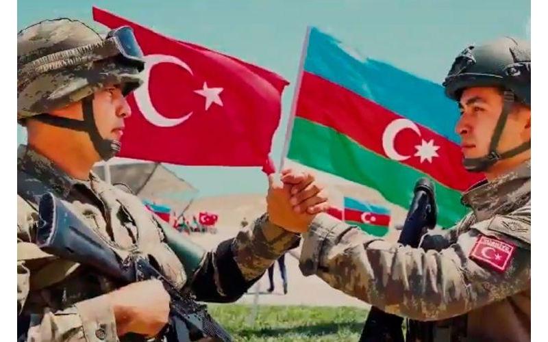 """""""TRT Azərbaycan"""" """"İki dövlət tək ordu"""" adlı sənədli film hazırlayıb"""