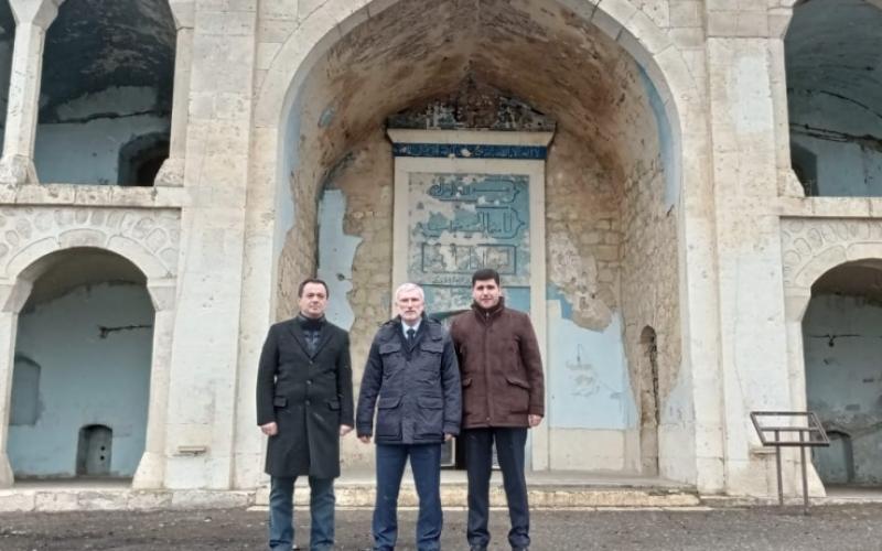 Rusiyalı deputat : Ağdam şəhərinin işğal dövründə qəsdən dağıdılmasından təəssüfləndim