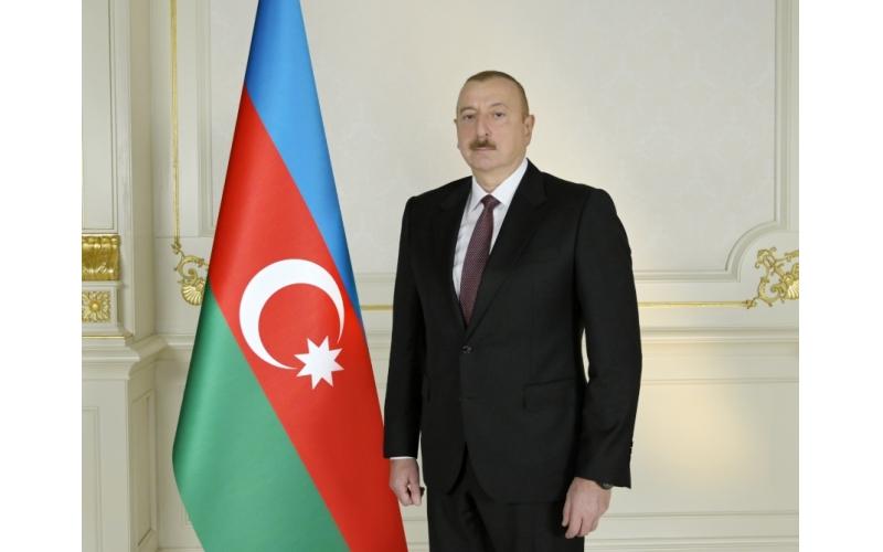 Prezident İlham Əliyev Novruz bayramı münasibətilə Azərbaycan xalqını təbrik edib