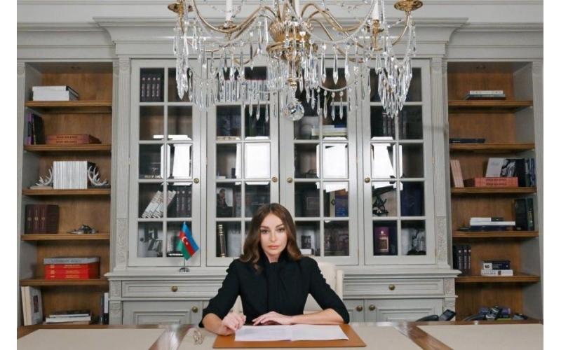 Birinci vitse-prezident Mehriban Əliyeva Soyqırımı Günü ilə bağlı paylaşım edib