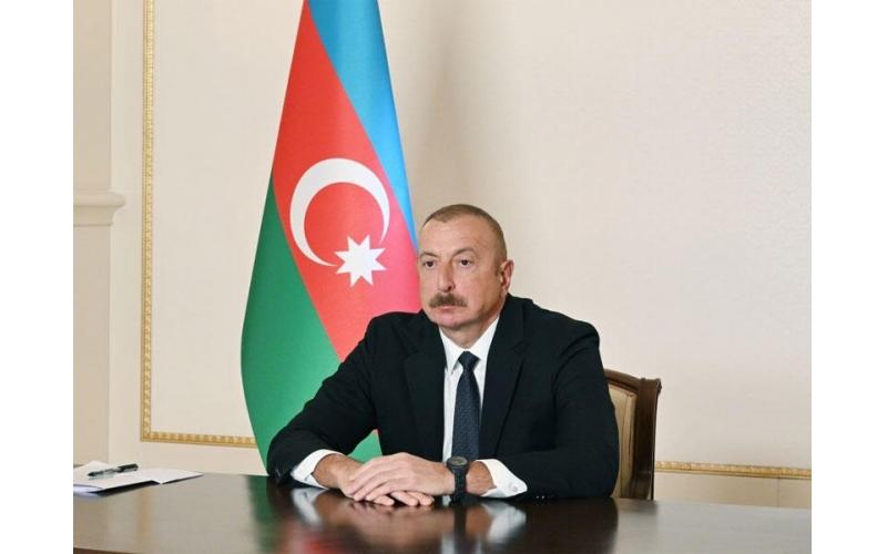 Azərbaycan Prezidenti: Beynəlxalq təşkilatlar Azərbaycanın mövqeyini daim dəstəkləyiblər