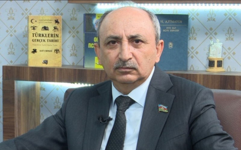 """""""Ermənilər Qərbi Azərbaycana görə də təzminat ödəməlidir"""""""