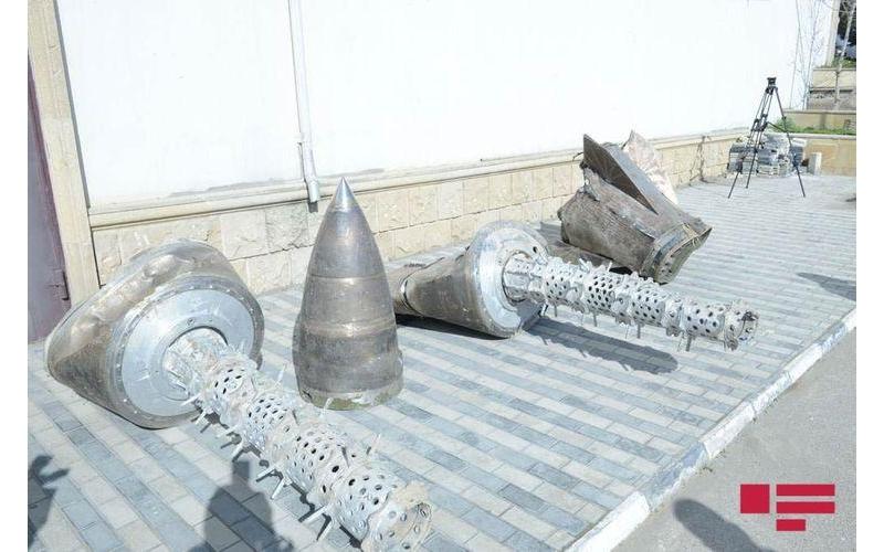 """Şuşa ərazisində """"İsgəndər-M"""" raketinin qalıqlarının tapılması dünya mediasında geniş əks-səda doğurub"""