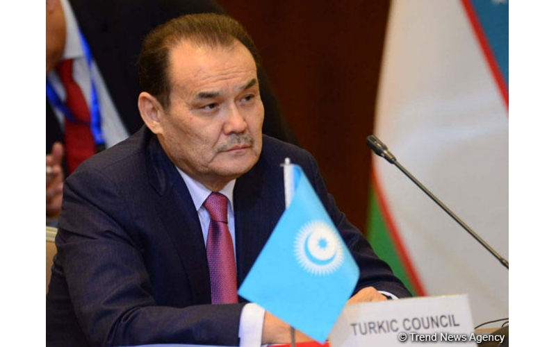 Türk Şurasının baş katibi Baydenin qondarma