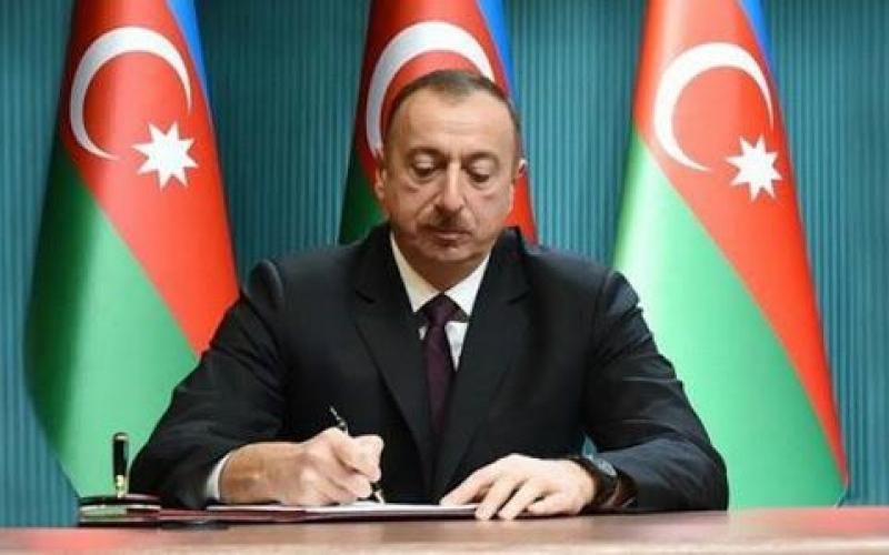 Prezident Qarabağa dair fərman imzaladı