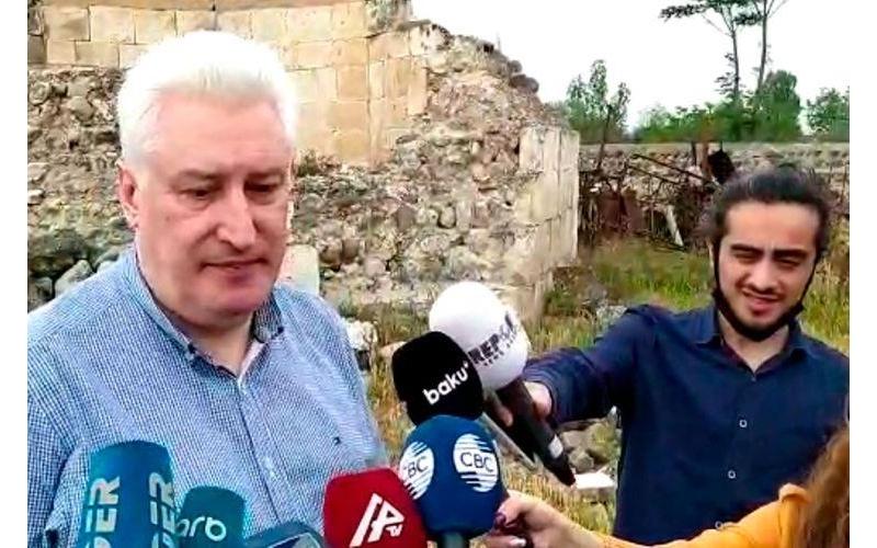 """""""Ağdam Xirosima və Naqasakini xatırladır"""