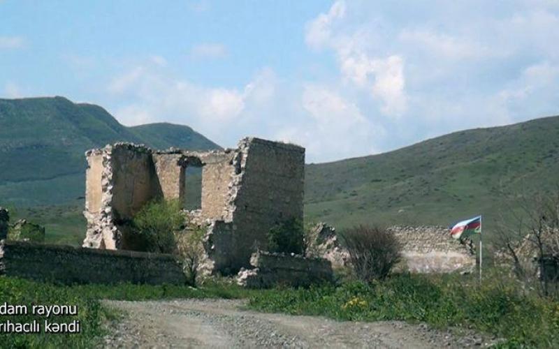 Ağdamın Sarıhacılı kəndi - VİDEO