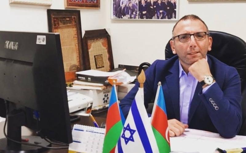 İsrailli ekspert: Azad edilmiş ərazilərdə erməni vandalizminin miqyası qeyri-insani qəddarlığına görə heyrət doğuru