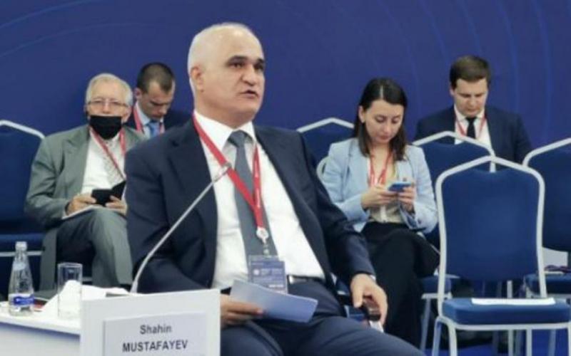 """""""Regionun perspektivli inkişafı üçün əməkdaşlıq və sülhə alternativ yoxdur"""""""