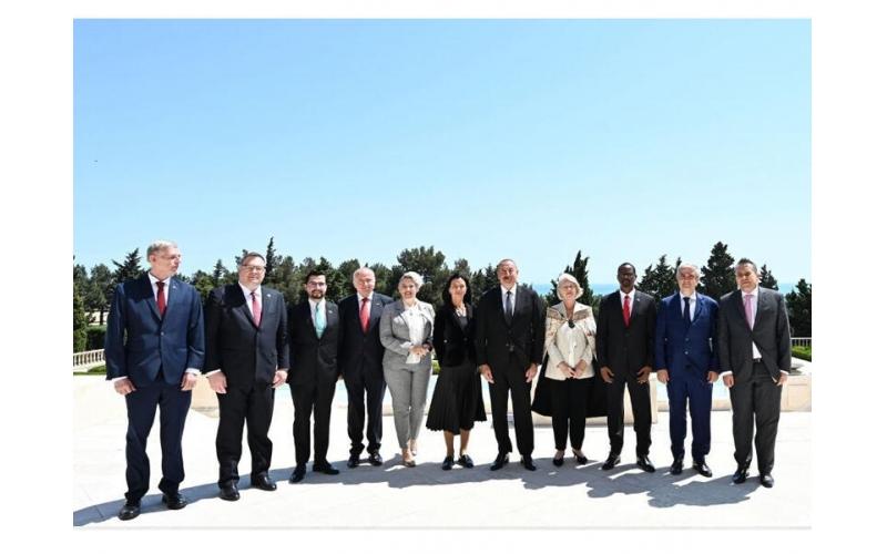 Azərbaycan Prezidenti: Vandalizm və barbarlıq - işğal illəri ərzində Ermənistan dövlətinin torpaqlarımızda etdiklərini göstərmək üçün bu iki sözdən istifadə etmək olar