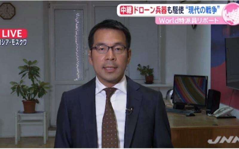 Yaponiyanın TBS telekanalı Azərbaycanın işğaldan azad edilən əraziləri barədə xüsusi reportaj yayımlayıb