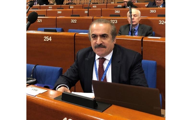 Rafael Hüseynov Avropa Şurasını sağlam inkişaf yoluna çıxmaq üçün ikili standartlardan qurtulmağa çağırıb